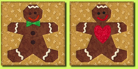 Ginger Bread Man 1