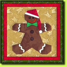 Ginger Bread Man 2