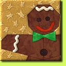 Patterns by request: Ginger Bread Man