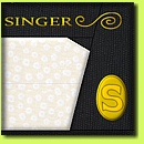 Patterns by request: Singer Sewing Machine
